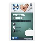Sealy Cotton Touch Pillow Protector - Standard / Queen