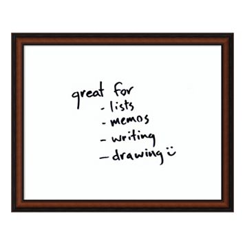 Bella Noce Dry Erase Board Wall Decor