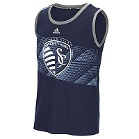 Men's adidas Sporting Kansas City Evolution Tank Top