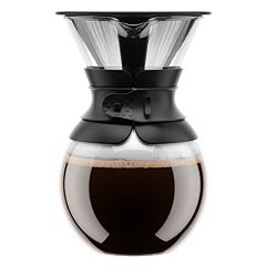 Bodum 34-oz. Pour-Over Coffee Maker with Permanent Filter