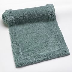 Plush Solid Bath Rug Runner - 22'' x 60''