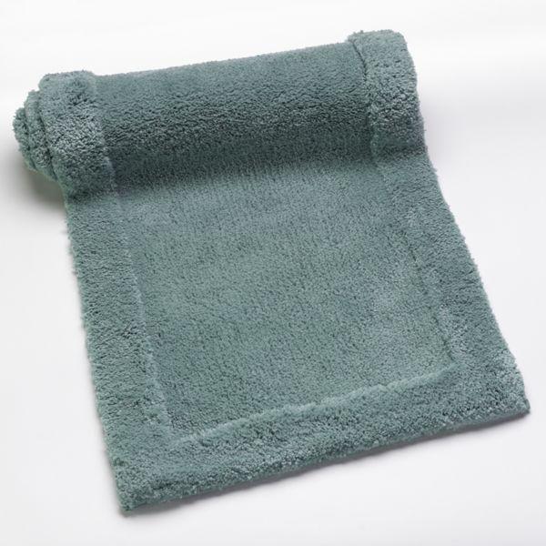 Plush Solid Bath Rug Runner 22 X 60
