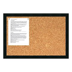 Mezzanotte Cork Board Wall Decor