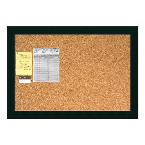 Tribeca Cork Board Wall Decor