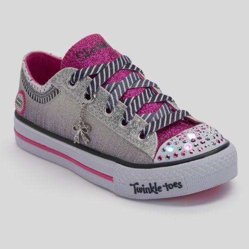 Converse Twinkle Toes Skechers Twinkle Toes