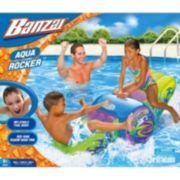 Banzai Aqua Rocker Inflatable Water Float
