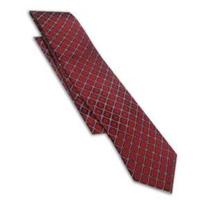 Extra-Long Haggar® Small Grid Tie - Big & Tall