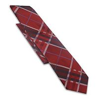Big & Tall Extra-Long Haggar® Plaid Neo-Classic Tie