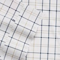 IZOD Windowpane Plaid Pillowcase - Standard