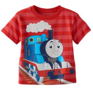 Thomas & Friends Thomas the Tank Engine Striped Tee - Toddler Boy