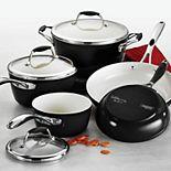 Tramontina Gourmet Ceramica 8-pc. Cookware Set