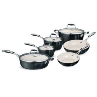 Tramontina Gourmet Ceramica 10-pc. Cookware Set