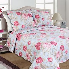 Lexi Reversible Quilt Set