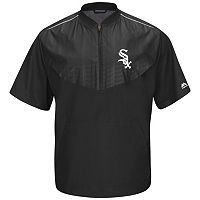 Majestic Chicago White Sox On-Field Cool Base Training Jacket - Men