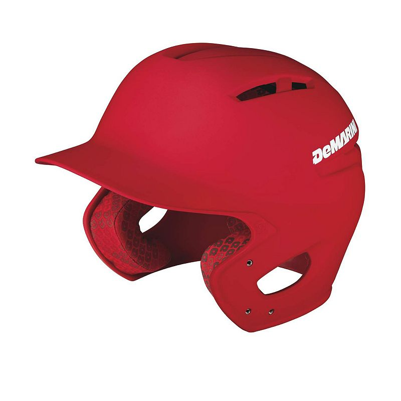 DeMarini Paradox Baseball Batting Helmet - Adult, Red Sports Gear