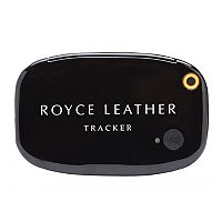Royce Leather Wireless Bluetooth Wallet & GPS Tracker