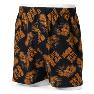 Men's Star Wars Chewbacca Boxers in a Tin