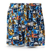 Men's Star Wars Character Boxers in a Tin