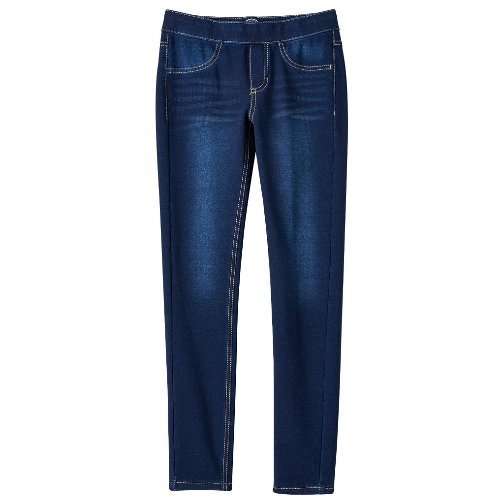Girls 7-16 & Plus Size SO® Perfectly Soft Pull-On Jeggings