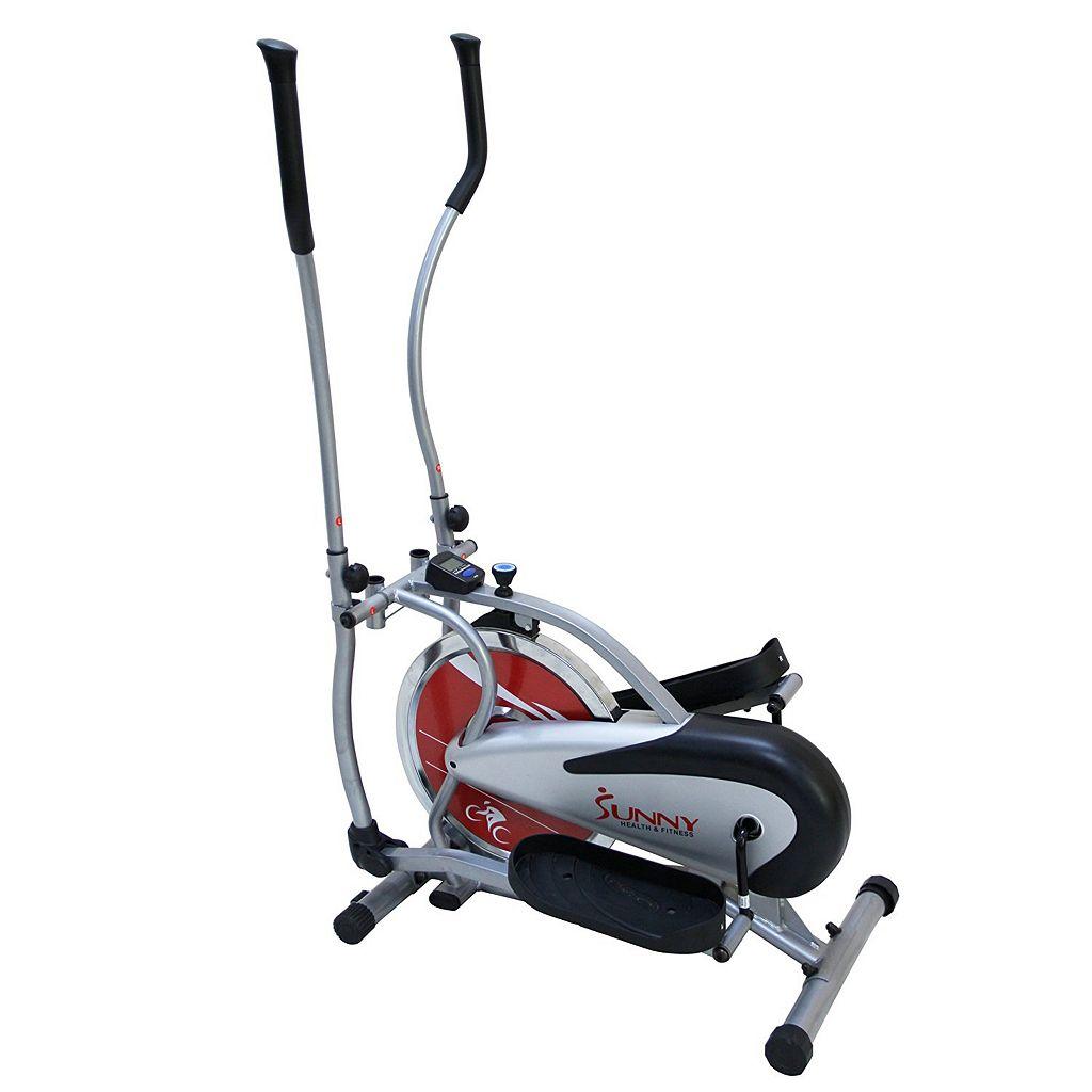 Sunny Health & Fitness Flywheel Elliptical Trainer (SF-E1405)