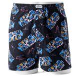 Men's Star Wars Boxer & Foam Drink Holder Set