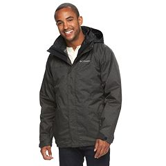 Men's Columbia Morningside Park Thermal Coil 3-in-1 Jacket by