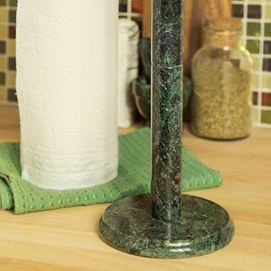 Fox Run Marble Paper Towel Holder