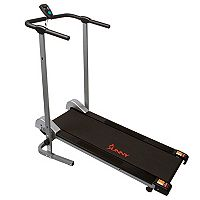 Sunny Health & Fitness Manual Walking Treadmill (SF-T1407M)