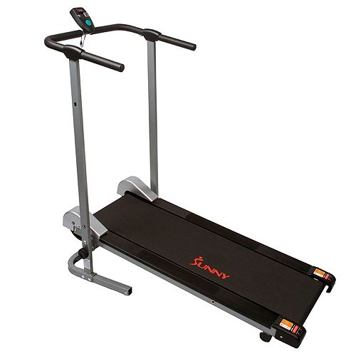 Sunny Health & Fitness Manual Walking Treadmill (SF-T1407M)
