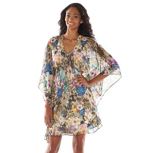 Women S Jennifer Lopez Embellished Caftan Dress