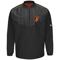 Men's Majestic Baltimore Orioles On-Field Cool Base Training Jacket