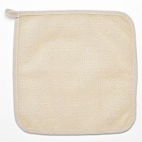 Earth Therapeutics Super Loofah Exfoliating Wash Cloth