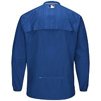 Men's Majestic Los Angeles Dodgers On-Field Cool Base Training Jacket