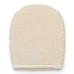 Earth Therapeutics Super Loofah Exfoliating Facial Mitt