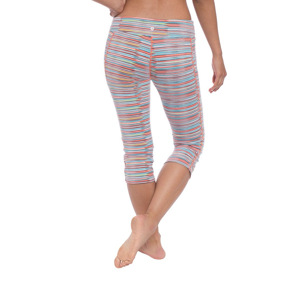 Women's Soybu Allegro Capri Yoga Leggings