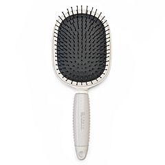 Earth Therapeutics Silicone SoftGrip Paddle Hair Brush