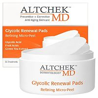 Altchek MD 36-pk. Glycolic Renewal Pads