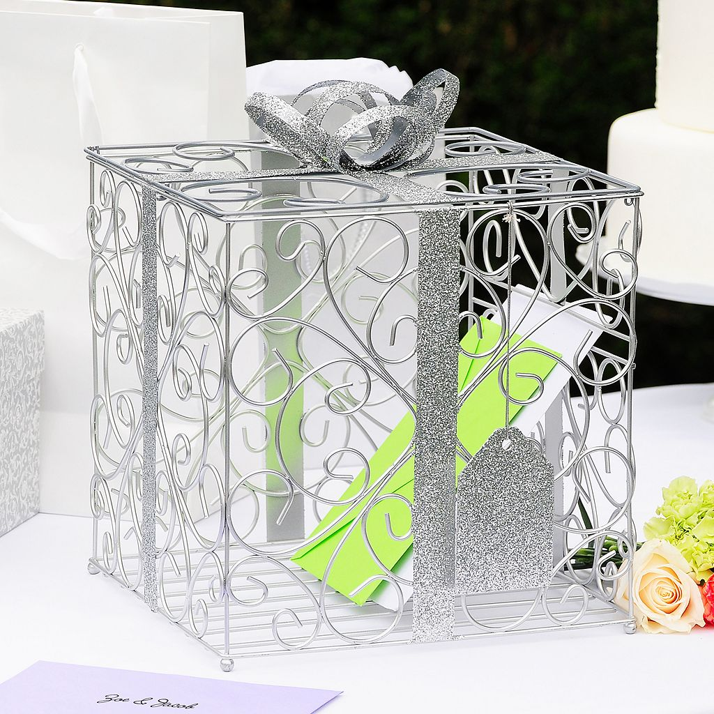 Cathy's Concepts Gift Reception Card Holder