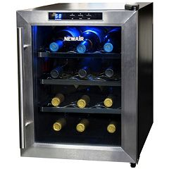 NewAir 12-Bottle Wine Refrigerator
