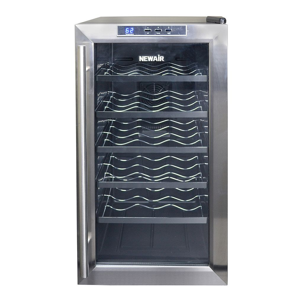 NewAir 18-Bottle Wine Refrigerator