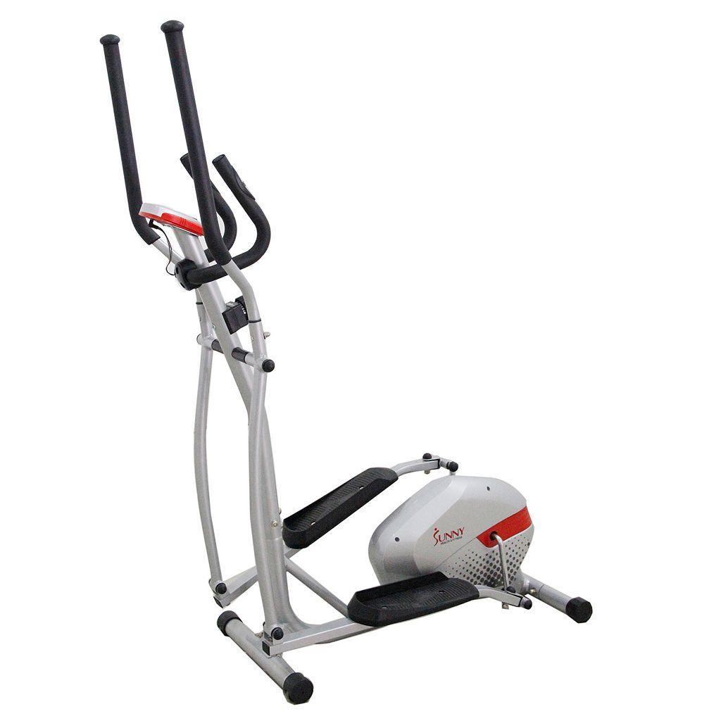 Sunny Health & Fitness Magnetic Elliptical Trainer (SF-E3416)