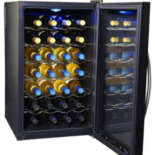 NewAir 28-Bottle Wine Refrigerator