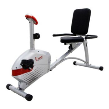Sunny Health & Fitness Magnetic Recumbent Bike (SF-RB4417)