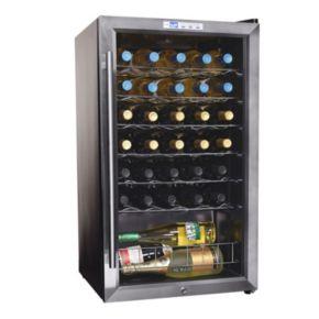 NewAir 33-Bottle Compressor Wine Cooler
