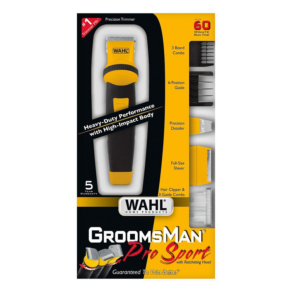 Wahl GroomsMan Pro Sport Trimmer