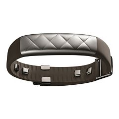 Jawbone UP3 Wireless Activity Tracker (Silver Cross)
