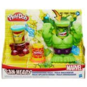 Play-Doh Smashdown Hulk & Marvel Can-Heads Set by Hasbro