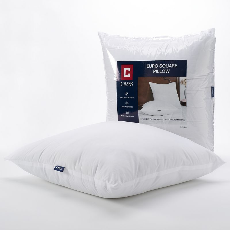 Chaps Euro Pillow