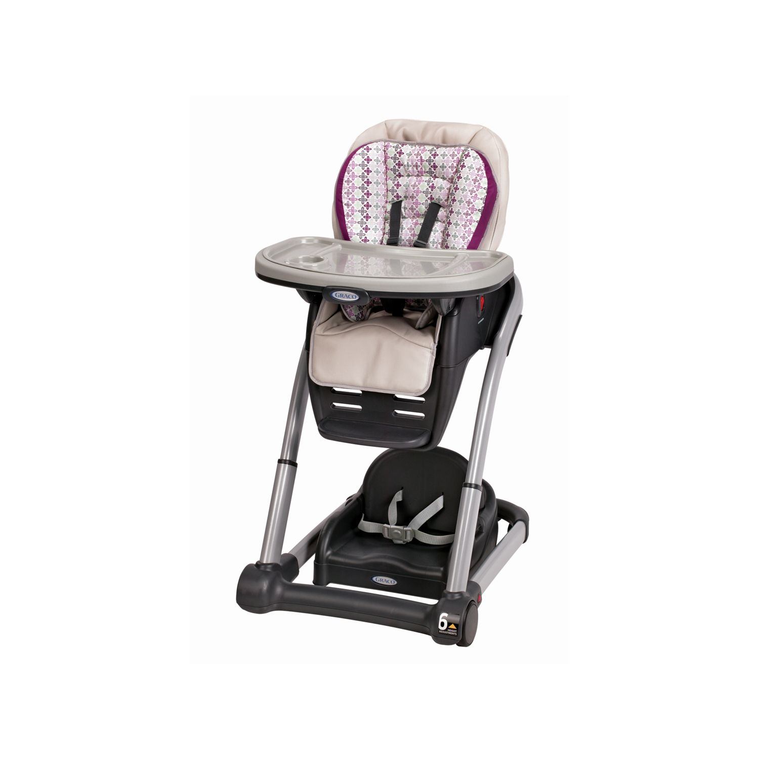 Graco Blossom 4 In 1 Seating System High Chair