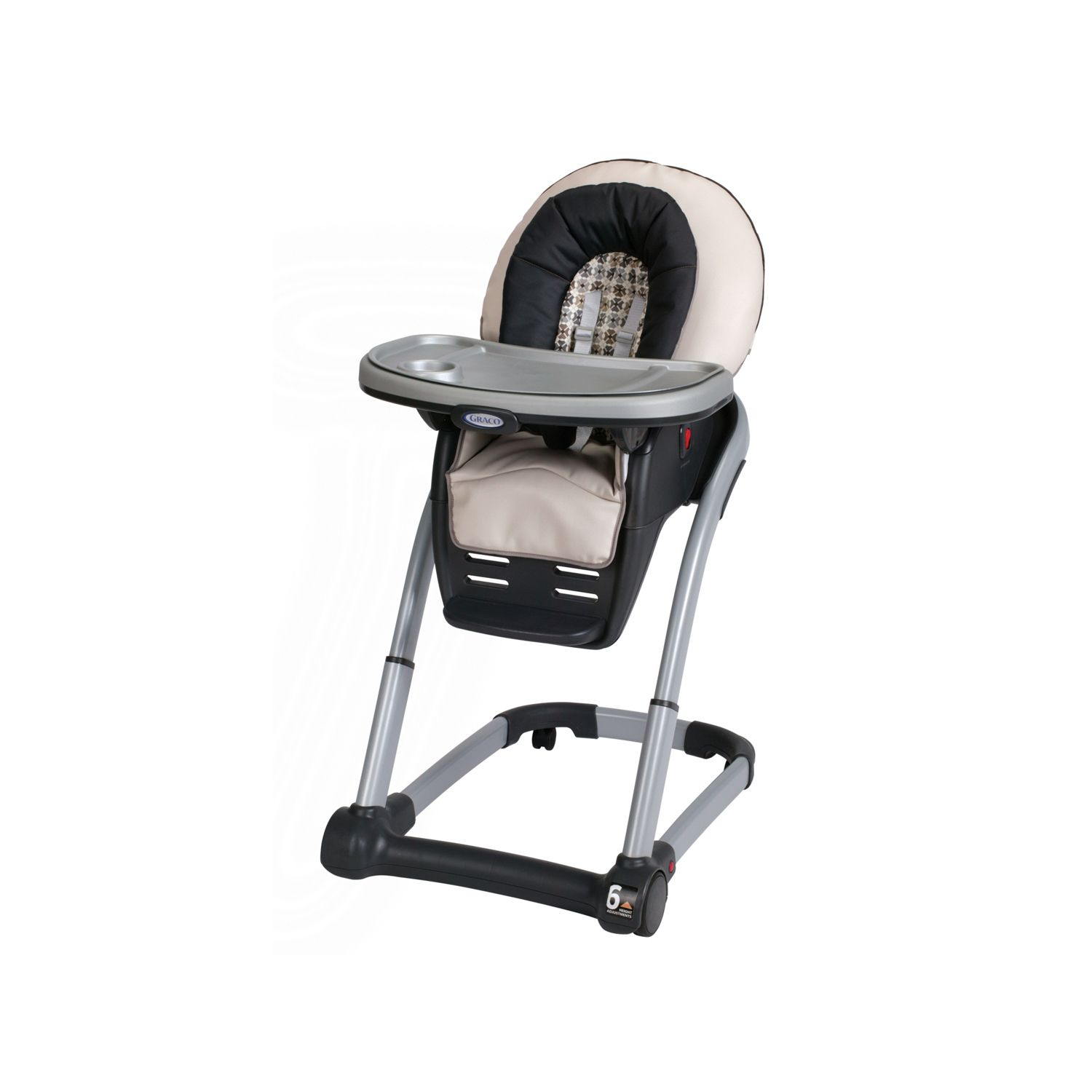 graco blossom 6in1 high chair